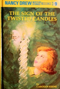 The Sign of the Twisted Candles (Nancy Drew #9) by Carolyn Keen