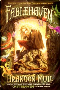 Fablehaven (Fablehaven #1) by Brandon Mull