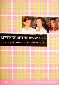 Revenge of the Wannabes Book by Lisi Harrison
