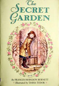 The Secret Garden Novel by Frances Hodgson Burnett