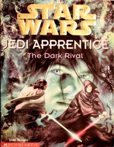 The Dark Rival (Star Wars: Jedi Apprentice #2) by Jude Watson