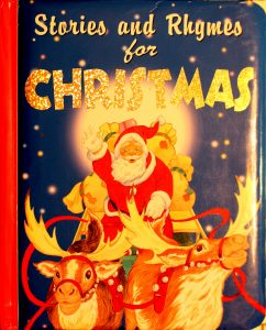Stories and Rhymes for Christmas by Tucker Slingsby