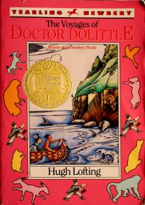 The Voyages of Doctor Dolittle (Doctor Dolittle #2) by Hugh Lofting