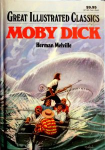 Moby Dick (Great Illustrated Classics) by Shirley Bogart (Adaptor), Herman Melville