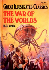 The War of the Worlds (Great Illustrated Classics) by Malvina G. Vogel (Adapter), H.G. Wells