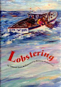 Reading 2000 Leveled Reader 4.114b Lobstering by Deborah Eaton