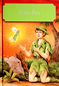 Peter Pan (Children's Classics) by J.M. Barrie