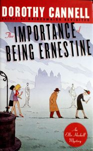 The importance of being Ernestine Book by Dorothy Cannell
