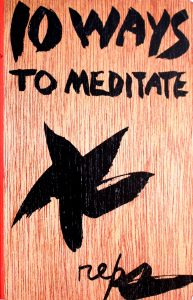 10 Ways to Meditate by Paul Reps