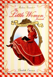 Jo's Troubled Heart (Madame Alexander Little Women Journals) by Charlotte Emerson
