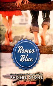Romeo Blue by Phoebe Stone