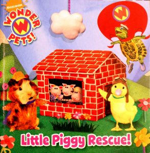 Little Piggy Rescue! (Wonder Pets!) by Golden Books