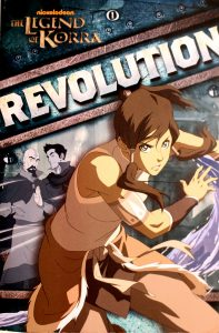 Revolution (The Legend of Korra) Novel by Erica David