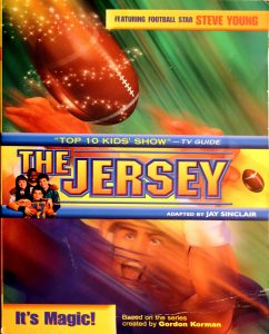 It's Magic! (The Jersey) by Jay Sinclair (Adapter)