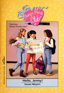 Hello Jenny (Always Friends Club #5) by Susan Meyers