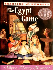 The Egypt Game Novel by Zilpha Keatley Snyder