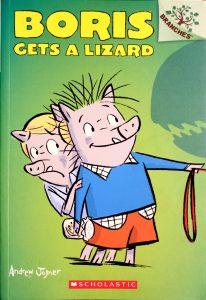 Boris Gets a Lizard (Boris #2) by Andrew Joyner