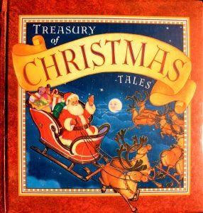 Christmas Tales a Family Treasury Book by Carolyn Quattrocki