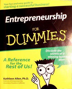 Entrepreneurship for Dummies (Dummies) by Kathleen Allen