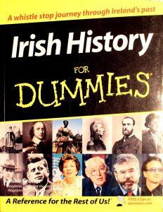 Irish History for Dummies (Dummies) by Mike Cronin