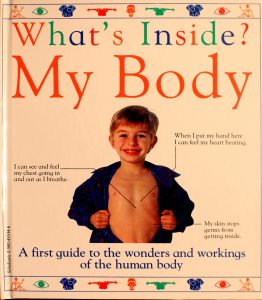 What's Inside? My Body: A First Guide to the Wonders and Workings of the Human Body (What's Inside?) by Angela Royston