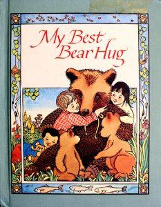 My Best Bear Hug by Donna E. Alvermann