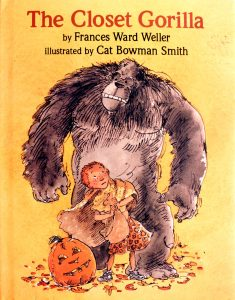The Closet Gorilla by Frances Ward Weller