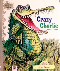 Crazy Charlie by Ruth Brown