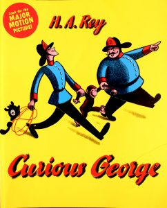 Curious George (Curious George Original Adventures) by H.A. Rey