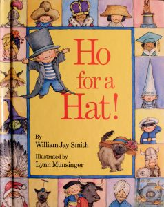 Ho for a hat! Book by William Jay Smith