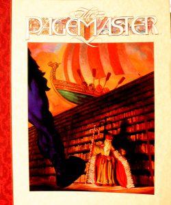 The Pagemaster by David Kirschner