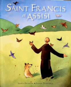Saint Francis of Assisi by Joyce Denham