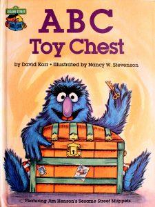 ABC Toy Chest: Featuring Jim Henson's Sesame Street Muppets (Sesame Street Book Club) by David Korr