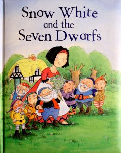 Snow White and the Seven Dwarfs (Beginning Readers Series) by Sue Graves