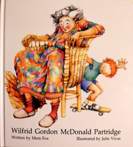 Wilfrid Gordon McDonald Partridge Book by Mem Fox