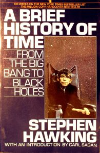 A Brief History of Time: From the Big Bang to Black Holes by Stephen Hawking & Carl Sagan