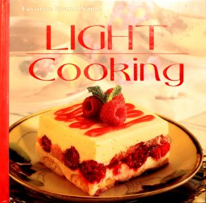 Favorite Brand Name Light Cooking by Publications International Ltd.