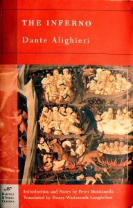 The Inferno (Barnes & Noble Classics Series) by Dante Alighieri