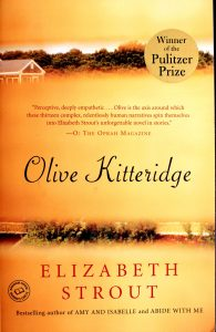 Olive Kitteridge Novel by Elizabeth Strout
