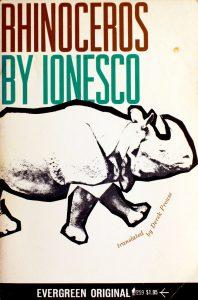 Eugene Ionesco's Rhinoceros (Translated By Derek Prouse)