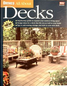 Ortho's All About Decks by Larry Erickson