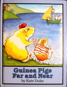 Guinea Pigs Far and Near by Kate Duke