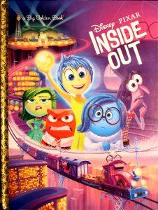 Inside Out Big Golden Book by Walt Disney Company