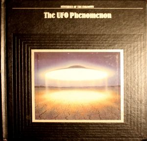 The UFO Phenomenon (Mysteries of the Unknown) by Time-Life Books