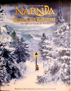 Beyond the Wardrobe: The Official Guide to Narnia by E.J. Kirk, C.S. Lewis