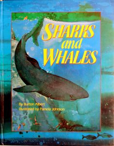 Sharks and Whales by Burton Albert