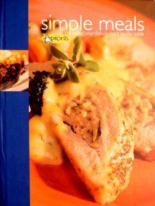 Simple Meals: Bring your family back to the table (Publix Apron's) by Publix Super Markets