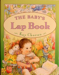 The Baby's Lap Book by Kay Chorao