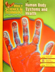 Human Body Systems and Health: Holt Science & Technology by Mark F. Taylor