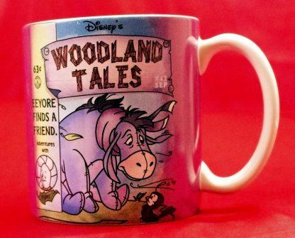 Disney Woodland Tales Eeyore Winnie The Pooh